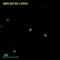 QSO J0755+2542