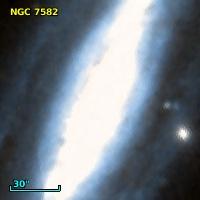 NGC  7582