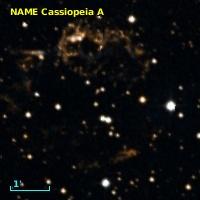 NAME CASSIOPEIA A