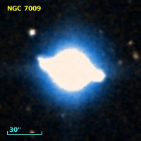 NGC  7009