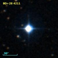 BD+28  4211