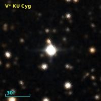 V* KU Cyg