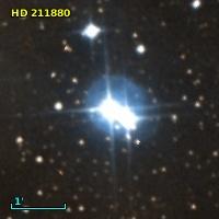 HD 211880