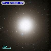 NAME ARCTURUS