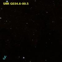 SNR G034.6-00.5