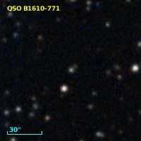 QSO B1610-771