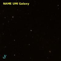 NAME UMI GALAXY