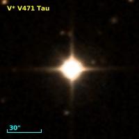 V* V471 Tau