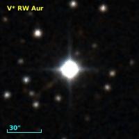 V* RW Aur