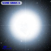 NAME SIRIUS A